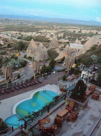 Cappadocia Cave Resort & Spa: área da piscina