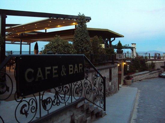 Cappadocia Cave Resort & Spa: area externa