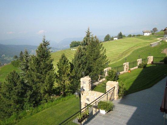Hotel Plunger: Vista dalla juniorsuite 102
