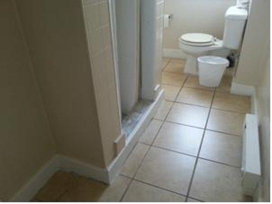 Ocean Lodge Hotel : Bathroom DELUXE 1 BR APT