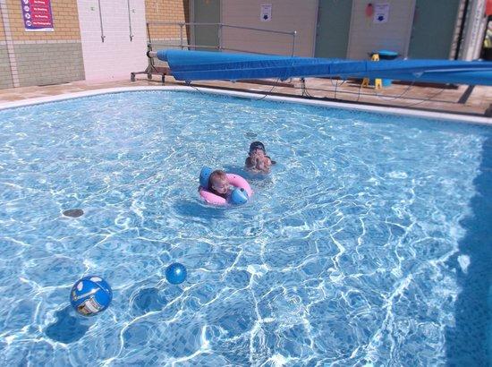Alberta Holiday Park - Park Holidays UK: my kids
