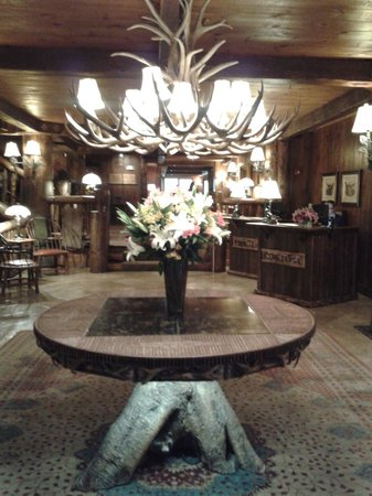 The Whiteface Lodge: Reception