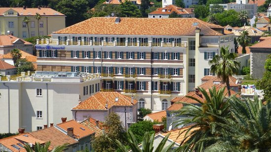 Hilton Imperial Dubrovnik : Outside View