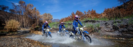 Mijas Pueblo, สเปน: Riding with the Adventure Rider Centre, Mijas