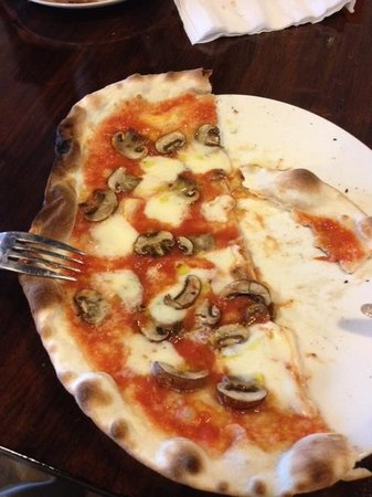 Signor Pomidor: Funghi