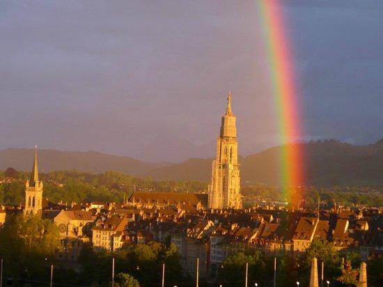 Meridiano : Zur Abwechslung, ein riesiger Regenbogen!
