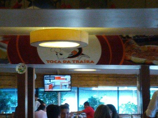 Restaurante Toca da Traíra : Ambiente
