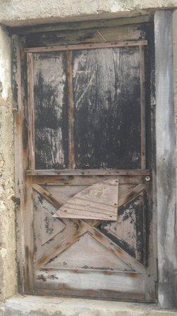 Casa Sirena Hotel : Cool door