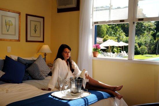 Hotel Fazenda Galo Vermelho: Conforto e tranquilidade!