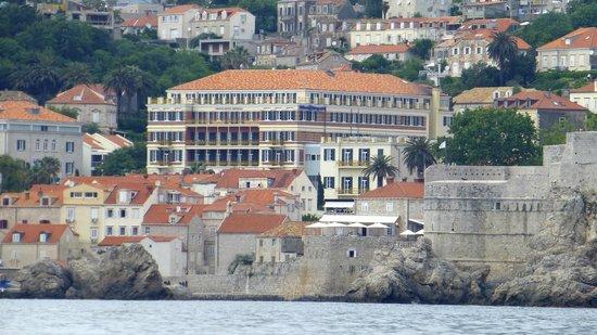 Hilton Imperial Dubrovnik: View