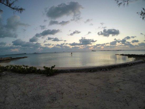 C Shells Guest Quarters: Beachfront