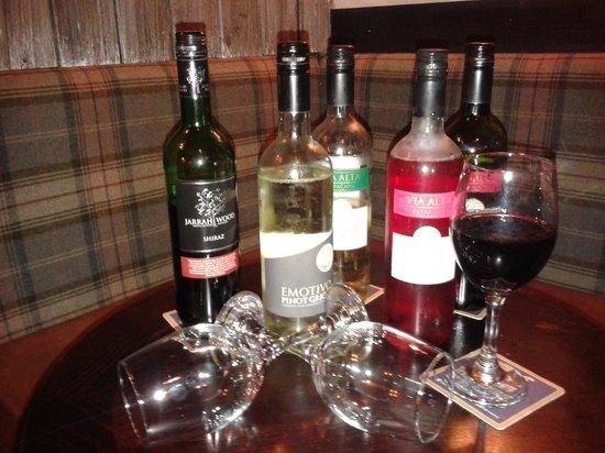 Grey Horse: Wine Weds Buy 2 large rest of bottle FREE