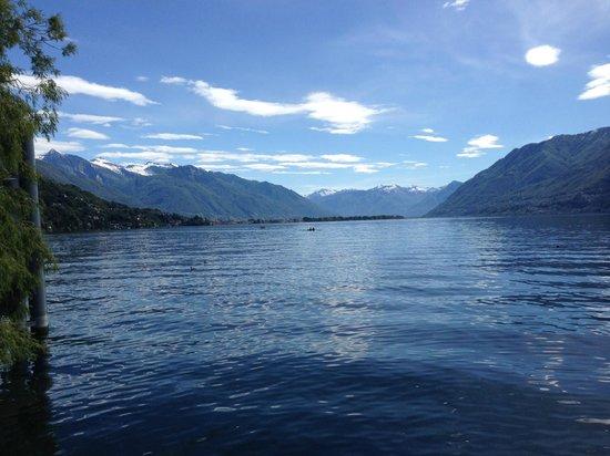 Art Hotel Posta al Lago: So schön!