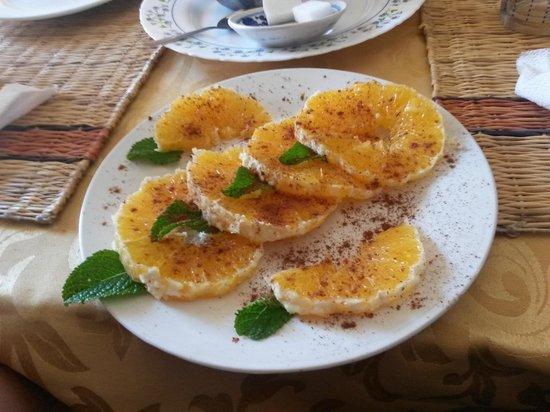 Bab Skala: Orange cannelle et menthe