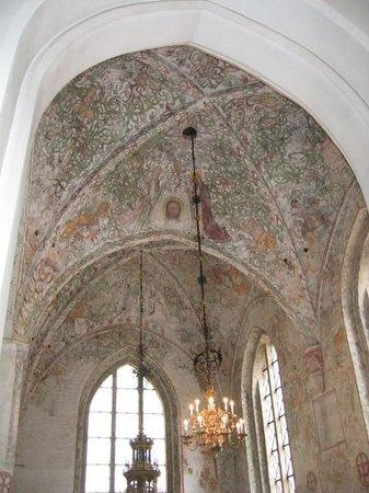 St. Petri (St. Peter's Church): Bobeda