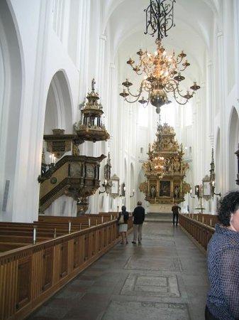 St. Petri (St. Peter's Church): Interiror