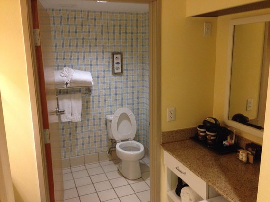 DoubleTree by Hilton Hotel Grand Key Resort - Key West: Bathroom