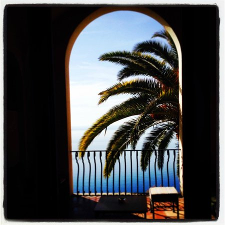 San Domenico Palace Hotel: What a view!