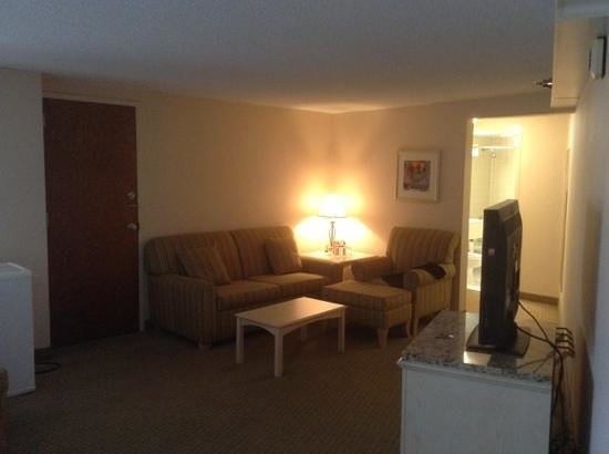 Radisson Hotel Duluth - Harborview : Raddison Executive Suite