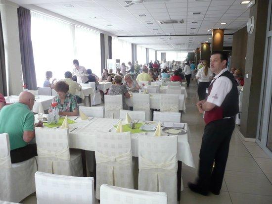 Spa Hotel Velka Fatra: Dining room
