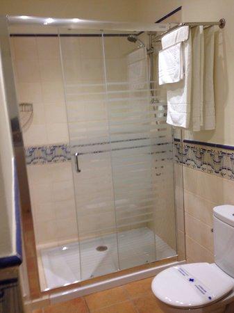 Almadraba: Baño