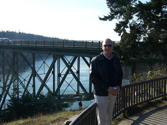 Deception Pass State Park: The Bridge!