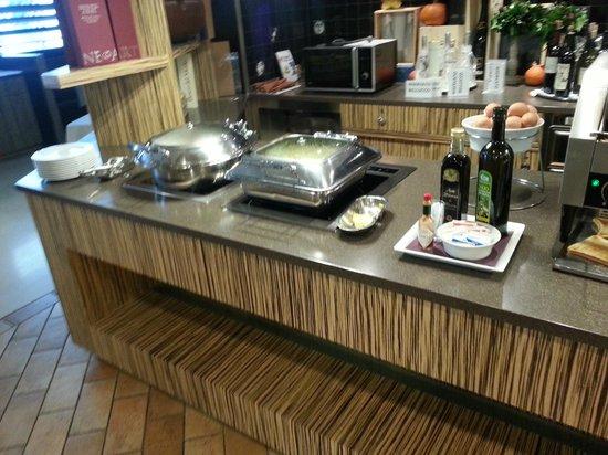 BEST WESTERN PREMIER BHR Treviso Hotel: Colazione