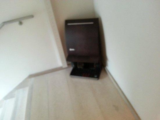 BEST WESTERN PREMIER BHR Treviso Hotel: Lucida scarpe