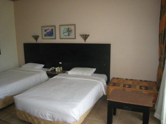 The Grand Resort Hurghada: Дизайн номера в пятизведном отеле
