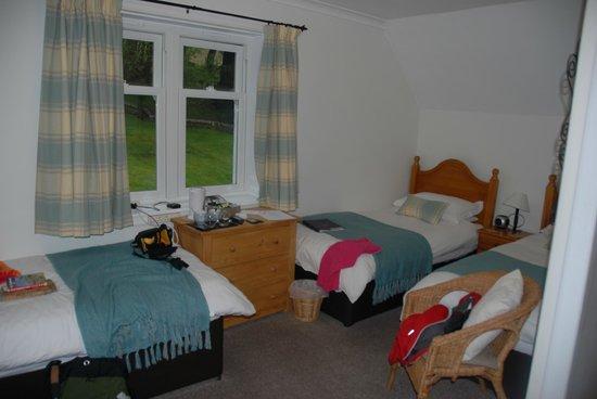 Glengarry House: Bedroom