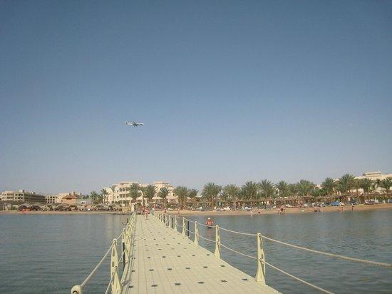 The Grand Resort Hurghada: Пантон