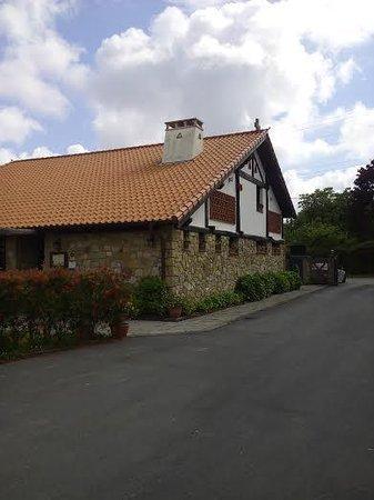 Basalbo Baserria: el caserio