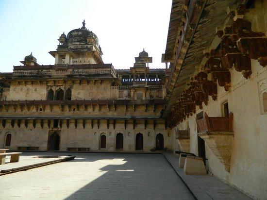Orchha Fort : Jahangir Mahal