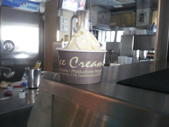 Gelateria ice cream casalecchio di reno ristorante for Hotel vicino unipol arena bologna