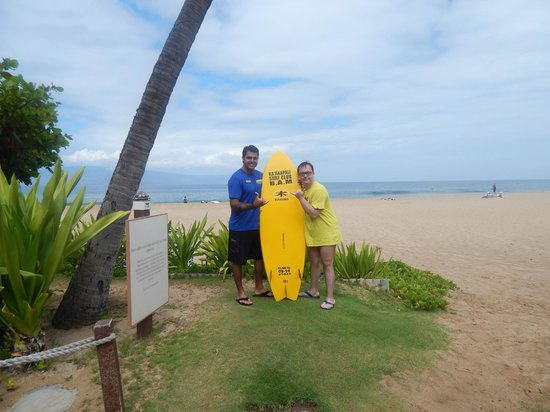 Royal Hawaiian Surf Academy : 207853648