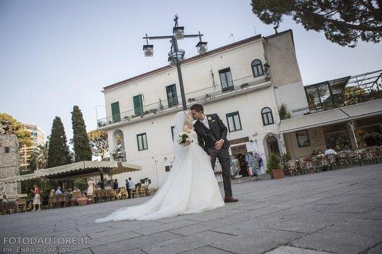 Wagner Day Tours: matrimonio a Ravello Enrico Capuano fotografo wedding planner Mario Capuano