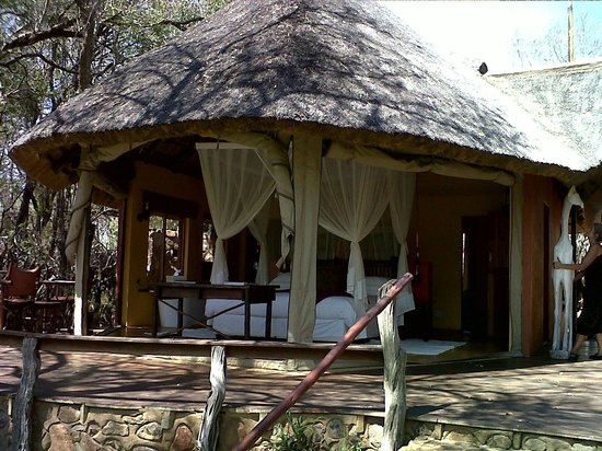 Jaci's Safari Lodge: safari suite