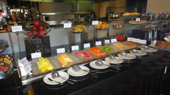 Bogota Marriott Hotel: Desayuno