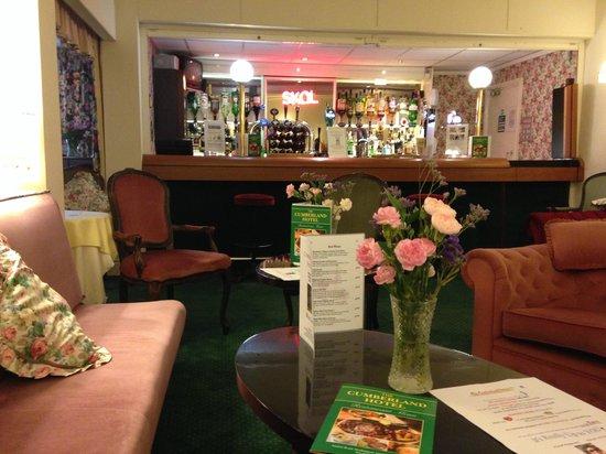 The Cumberland Hotel: Lounge