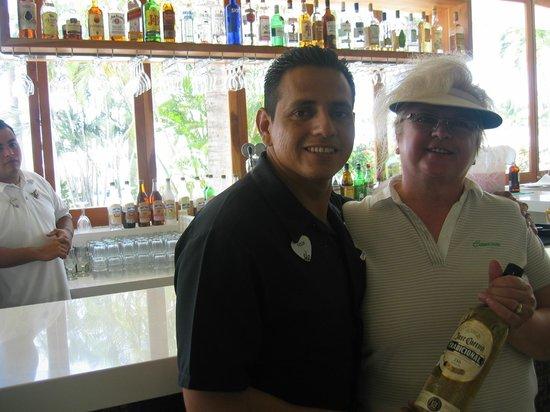 Hard Rock Hotel Vallarta : Manager Felix