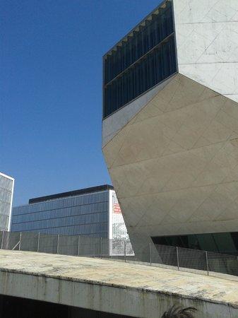 Casa da Musica: Arquitetura