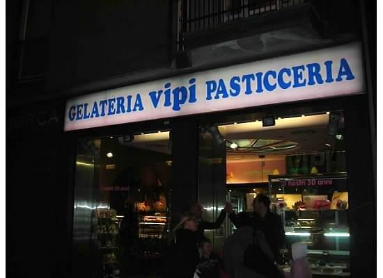VIPI Gelateria Pasticceria : Outside VIPI Gelateria and Pasticceria