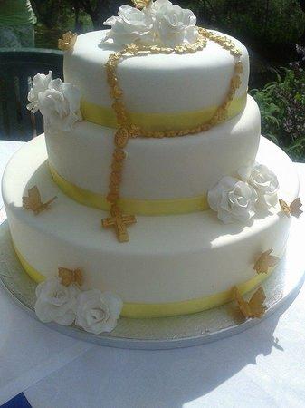 Pasteleria Cake Design Guatemala : cake design torta comunione - Foto di Ristorante ...