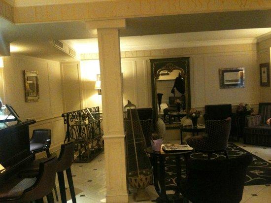 Hotel Gramont Opera Paris: l'accueil est très cosy