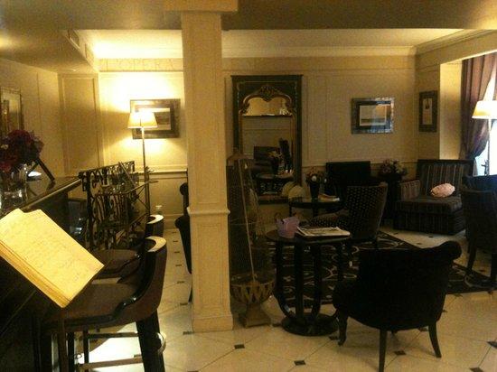 Hotel Gramont Opera Paris: Accueil et réception