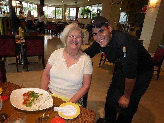 Hard Rock Hotel Vallarta: Gerardo Chef