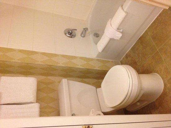 Residence Inn Long Beach: Bathroom
