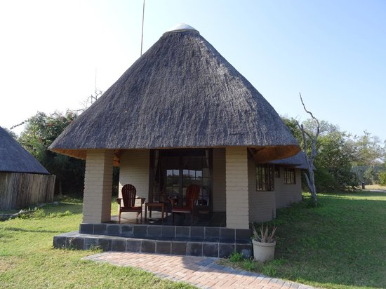 Arathusa Safari Lodge: .