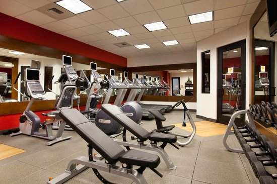 Embassy Suites by Hilton La Quinta Hotel & Spa: Fitness Center