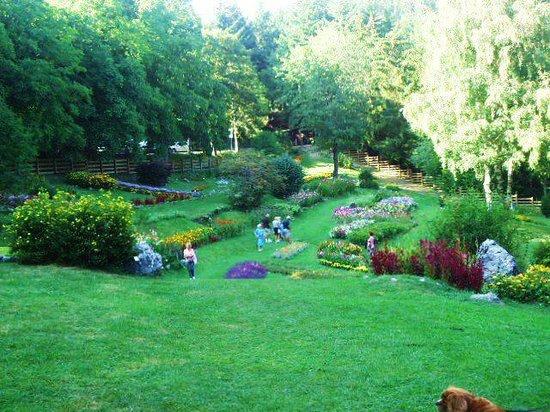 Il giardino di montagna visto dall 39 entrata foto di parco - Giardini di montagna ...